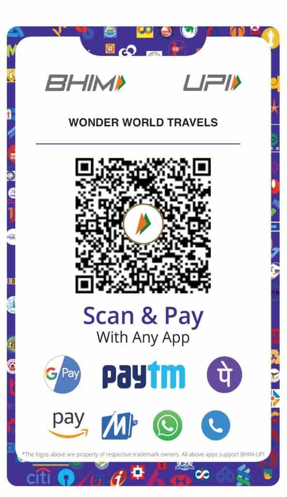 BharatPe - Wonder World Travels