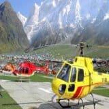 Chardham-Helicopter - Wonder World Travels